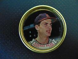1964 Topps Coins - #67 - Dean Chance - Los Angeles Angels -
