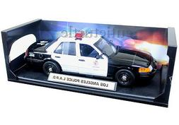Daron 2001 Ford Crown Victoria Los Angeles Police Department