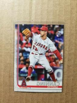 2019 topps update griffin canning rookie us200