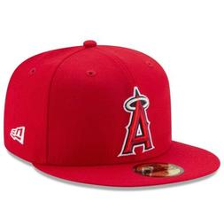 New Era 59Fifty Hat MLB Los Angeles Angels of Anaheim  Fitte