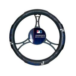 New MLB Los Angeles Dodgers Synthetic Leather Car Truck Stee