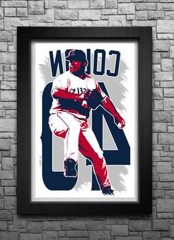 BARTOLO COLON art print/poster LOS ANGELES ANGELS FREE S&H!