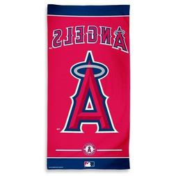 Brand New  MLB Los Angeles Angels Full Size Beach And Home D