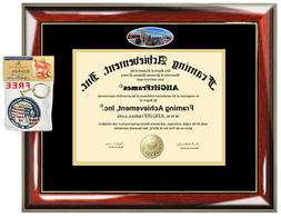 California State University Los Angeles Diploma Frame CSULA