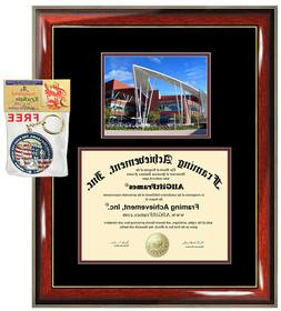 CSULA Diploma Frame California State University Los Angeles
