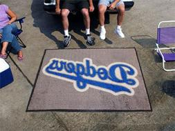 "Fan Mats Los Angeles Dodgers Tailgater Rug, 60"" x 72"""