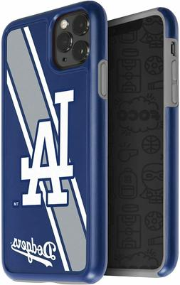 IPhone 11 Pro Max Los Angeles Dodgers Impact Series Dual Lay