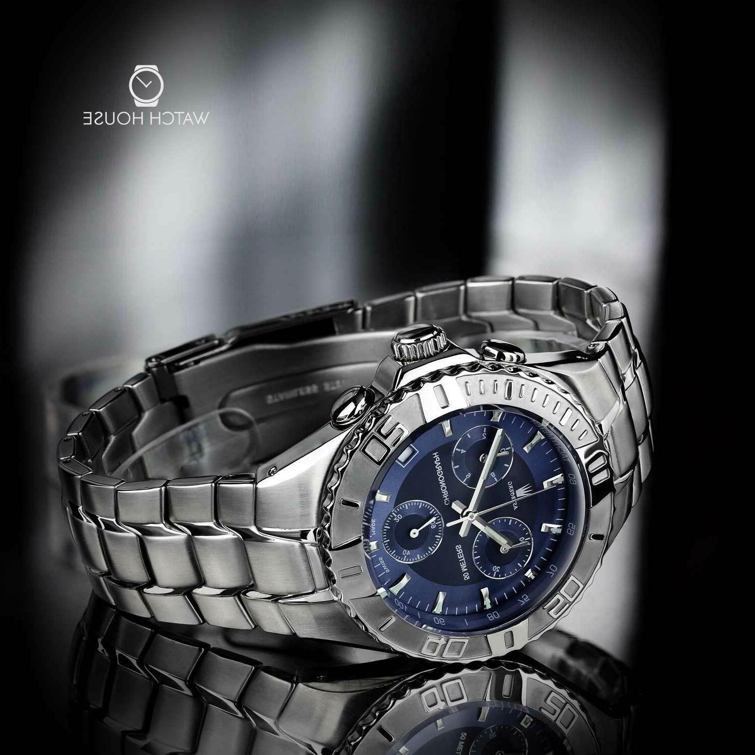 Astboerg Los Angeles Solide Chronograph