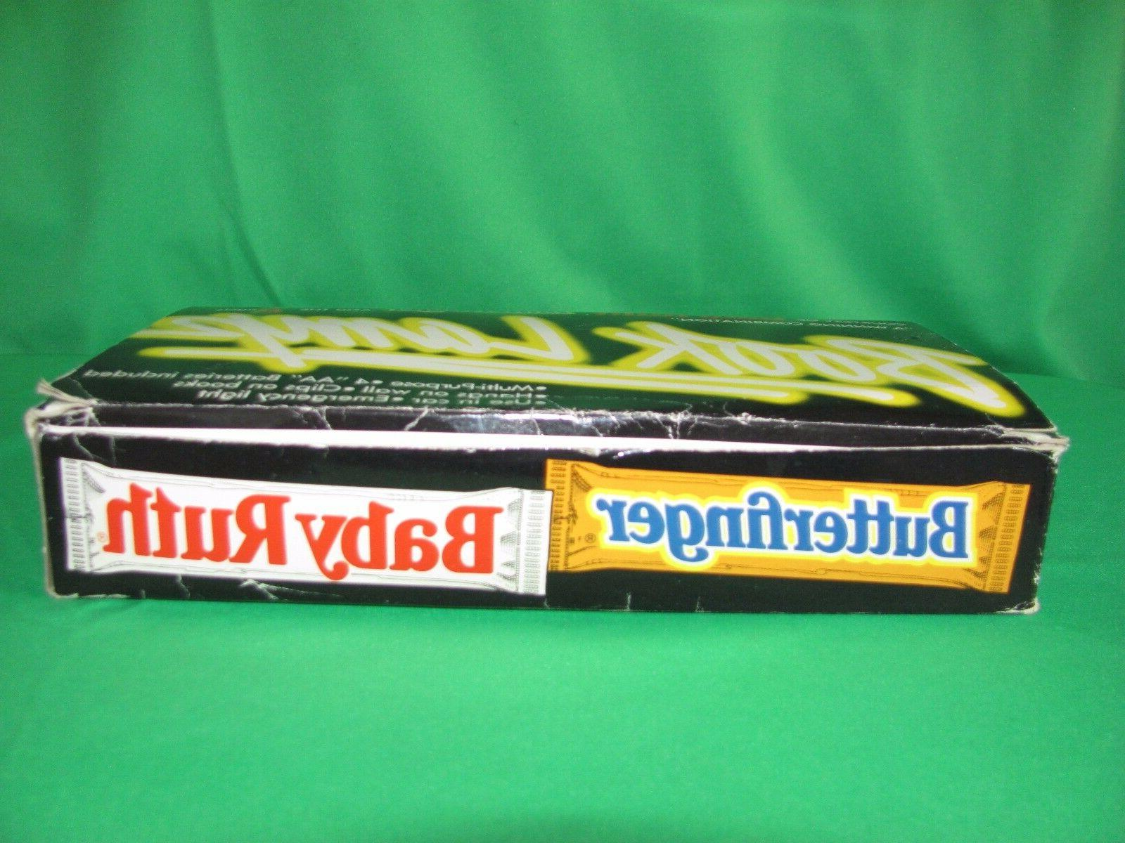 Los Baby Ruth/Butterfinger Book Lamp