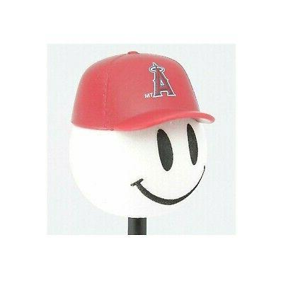 los angeles angels baseball cap antenna topper