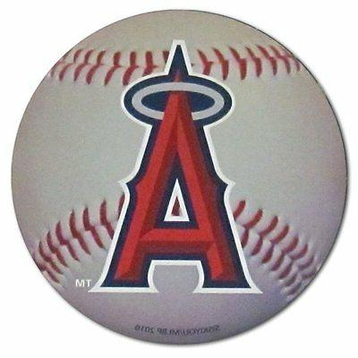 los angeles angels baseball magnet 3 inches