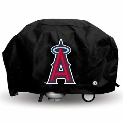 los angeles angels deluxe grill cover