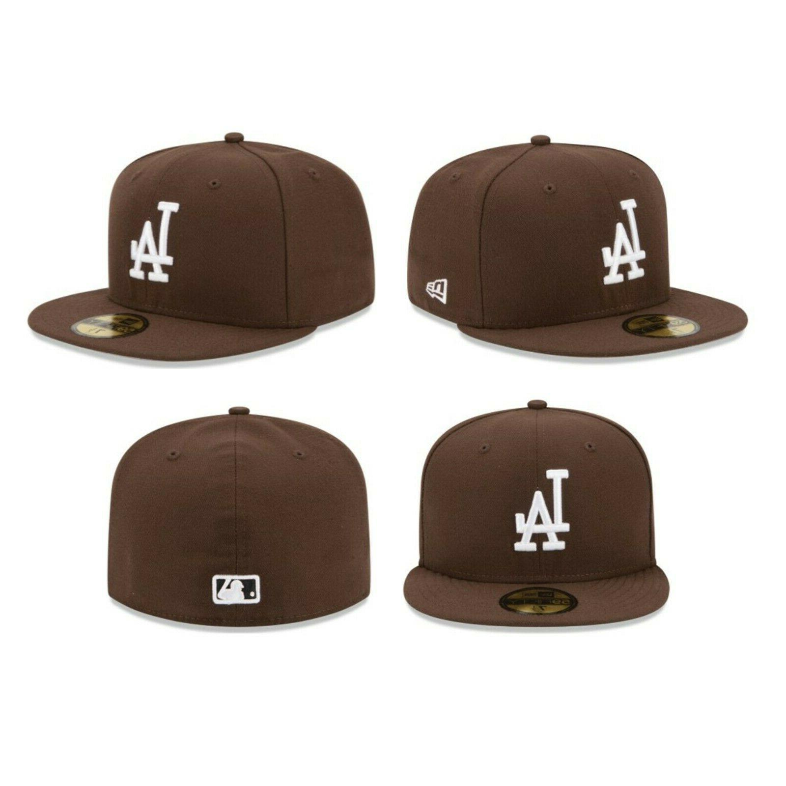 Los Dodgers LAD MLB 59FIFTY Fitted Cap 5950 Hat