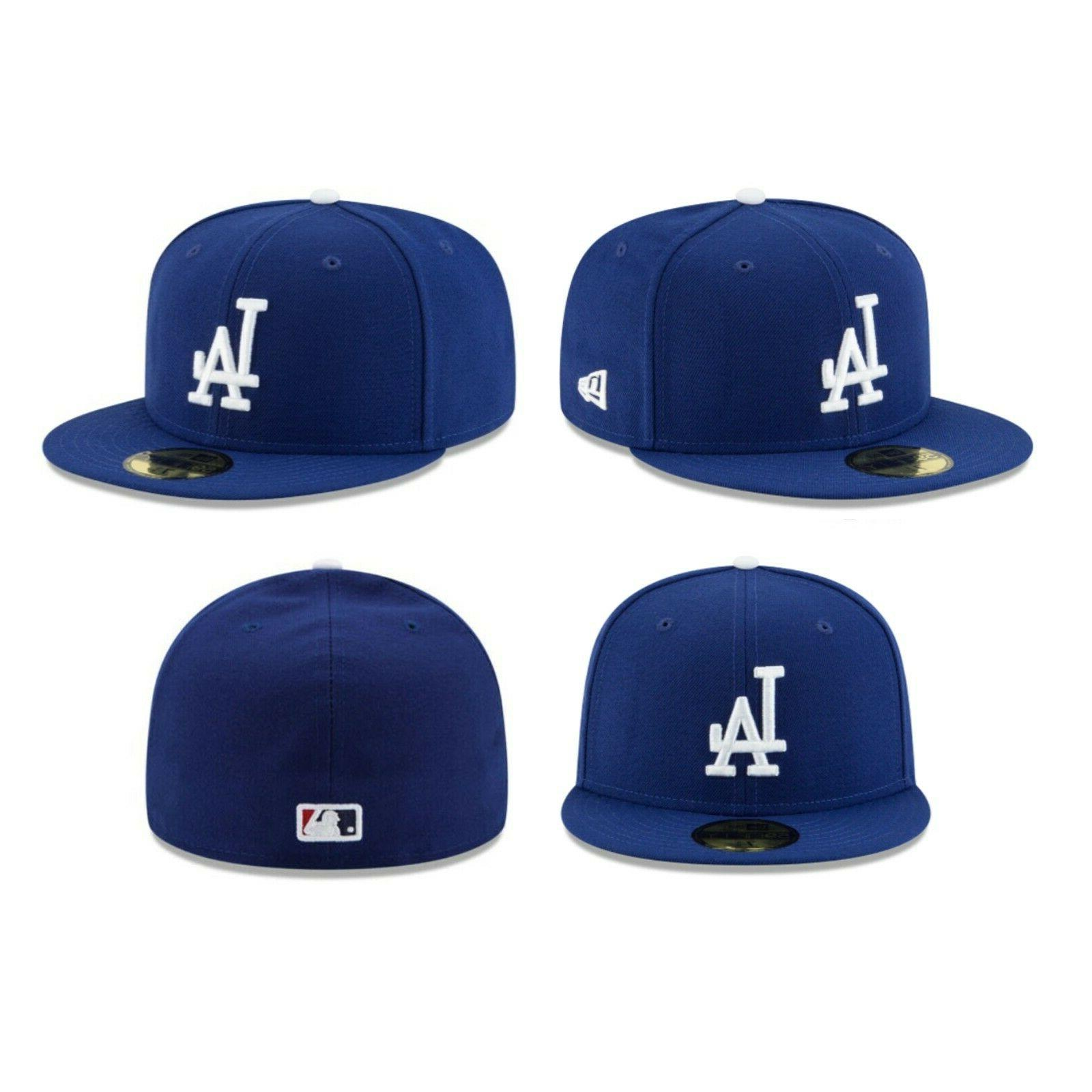 Los MLB Authentic 59FIFTY Fitted Cap 5950 Hat