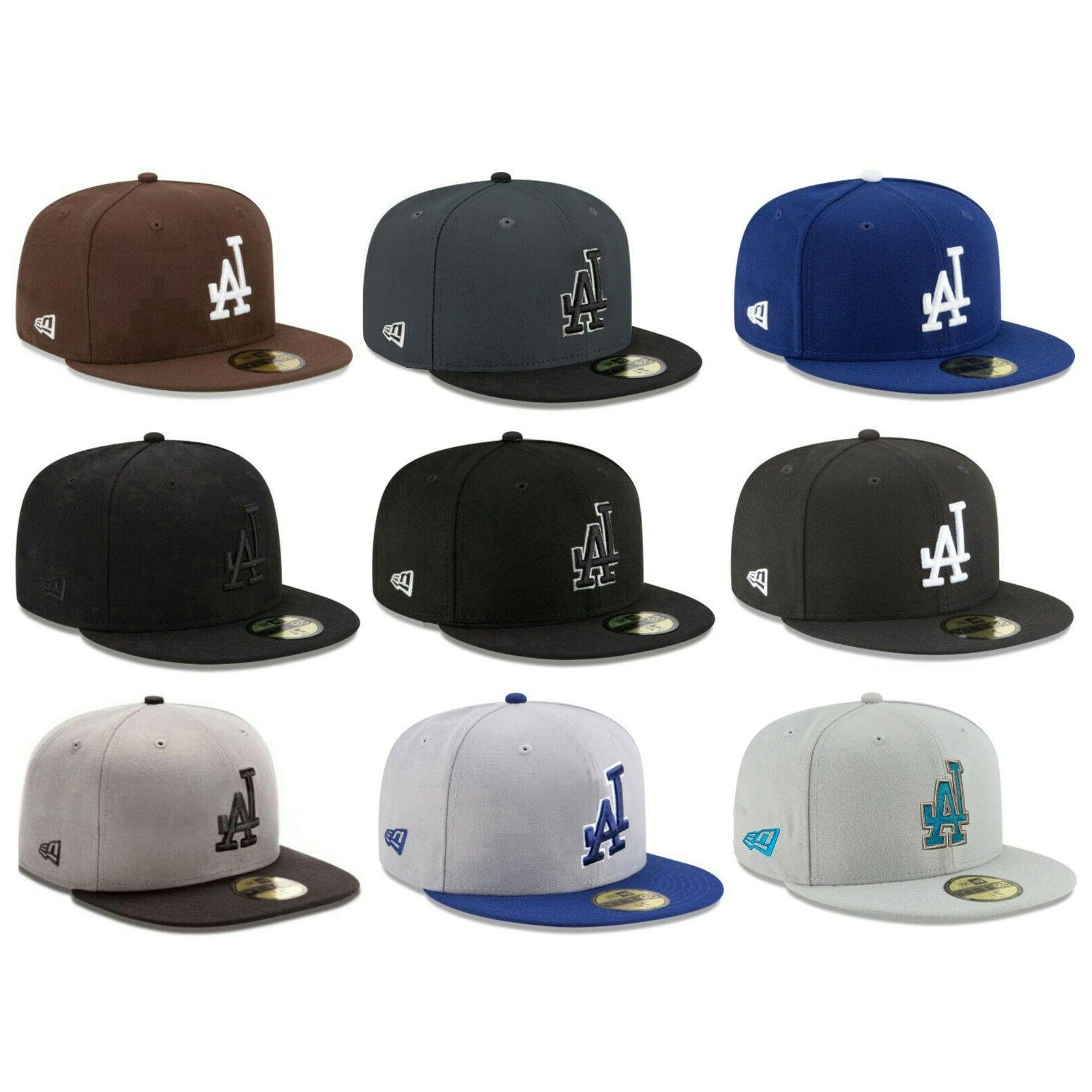 los angeles dodgers lad mlb authentic 59fifty