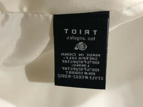 Triot Angeles White Sherpa