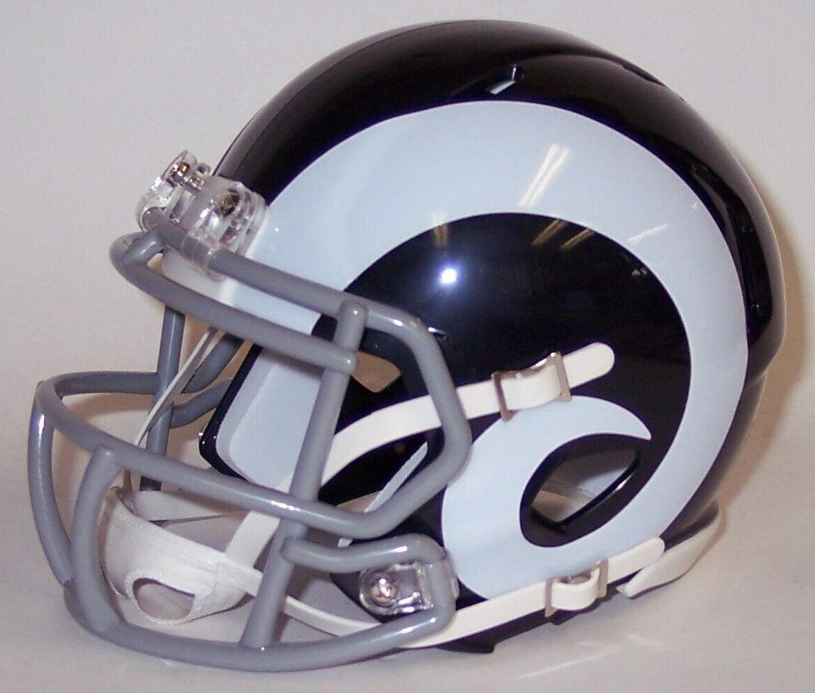 los angeles rams speed full size deluxe