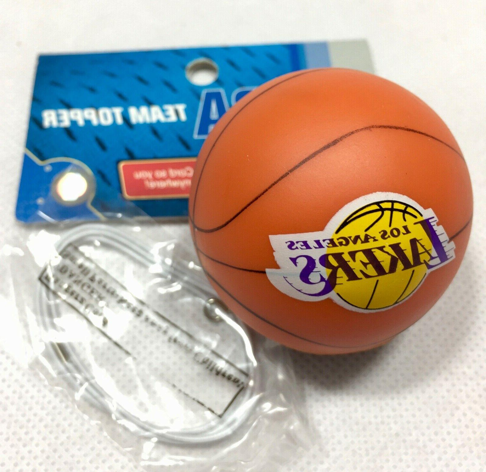 nba los angeles lakers antenna topper free