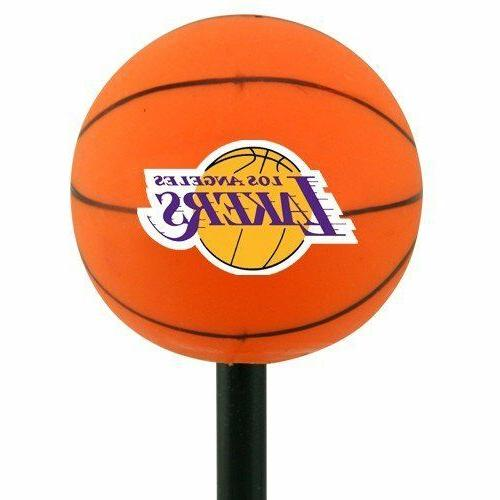 nba los angeles lakers antenna topper new