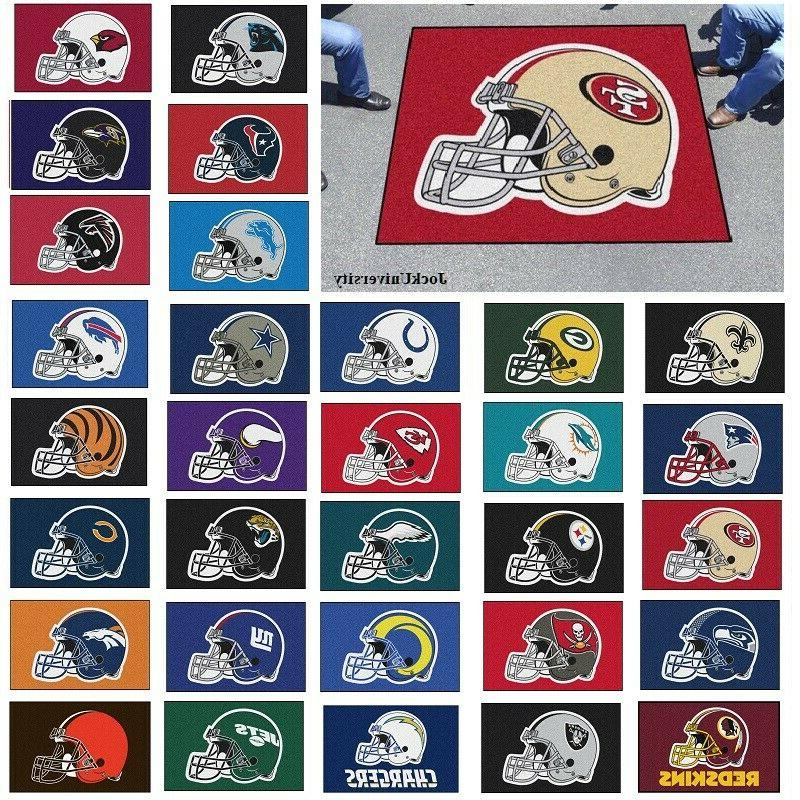 nfl teams 5 x 6 tailgater area