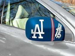 Licensed MLB Los Angeles Dodgers Car Mirror Covers  - Trucks