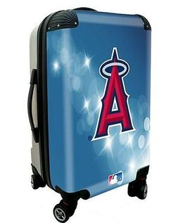 """Los Angeles Angels, 21"""" Clear Poly Carry-On Luggage by Kaybu"""