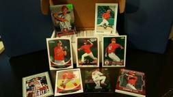 LOS ANGELES ANGELS 400 Count Box Rookie Card RC Lot - Great