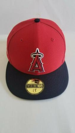 NEW ERA Los Angeles Angels 59Fifty Fitted Hat 7-3/8 -  NEW &