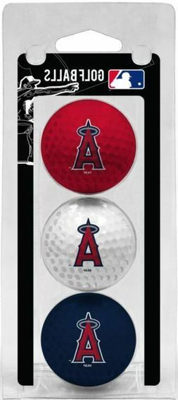 Los Angeles Angels Anaheim MLB Baseball Team Logo Golf Balls
