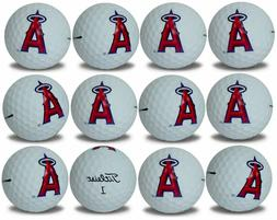 Los Angeles Angels Anaheim Titleist ProV1 Refinished MLB Gol