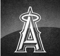 Los Angeles Angels Anaheim Vinyl Decal - Various Colors And