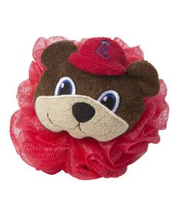 Los Angeles Angels Bath Loofah MLB MascotWear Terry and Poly
