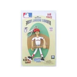 Los Angeles Angels BENDOS bendable Keychain MLB New
