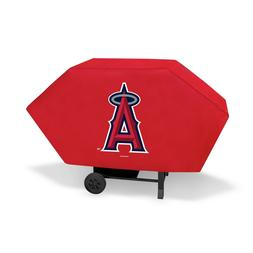 los angeles angels executive grill cover red