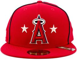 Los Angeles Angels New Era Fitted Hat 59Fifty MLB All Star G