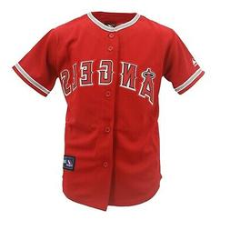 Los Angeles Angels Genuine MLB Majestic Apparel Kids Youth S