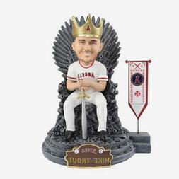 Los Angeles Angels Mike Trout Game of Thrones Iron Throne Bo