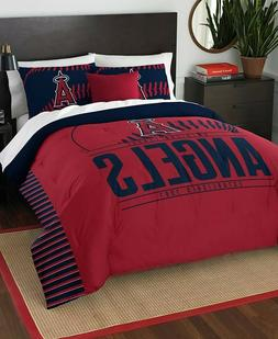 Los Angeles Angels MLB Baseball Twin Size Bed Comforter Pill