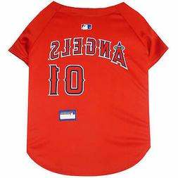 los angeles angels mlb mesh jersey