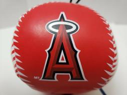 Los Angeles Angels of Anaheim Soft Ball Ornament by Good Stu