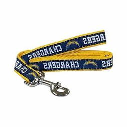 Los Angeles Chargers Pet Leash from StayGoldenDoodle.com