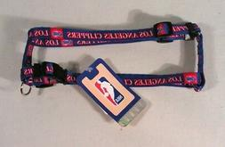 Los Angeles Clippers Extra Small XS 5/8 IN Adjustable Pet Ha