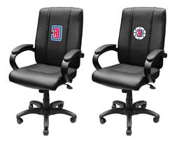 Los Angeles Clippers NBA Office Chair 1000