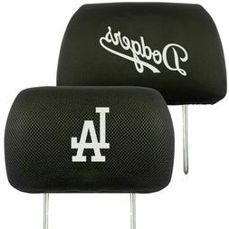 Los Angeles Dodgers 2-Pack Auto Car Truck Embroidered Headre