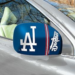 Los Angeles Dodgers LARGE Car Mirror Cover Set FAST SHIPPING