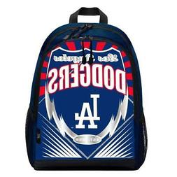 Los Angeles Dodgers Lightning Style Backpack  MLB Sling Bag