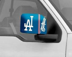Los Angeles Dodgers Mirror Cover 2 Pack - Large Size  MLB Ca