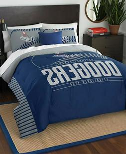 Los Angeles Dodgers MLB Baseball Full Queen Size Bed Comfort