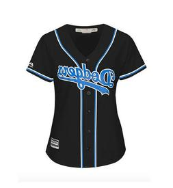 Los Angeles Dodgers New Cool Base Women's Majestic Jersey -