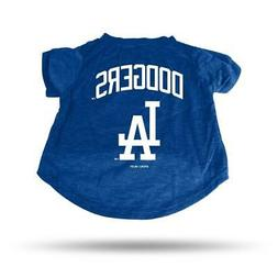 Los Angeles Dodgers Extra Large Pet Tee Shirt  Dog Puppy Jer